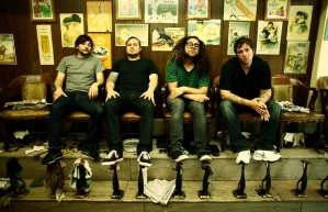Coheed and Cambria - Ryan Russell